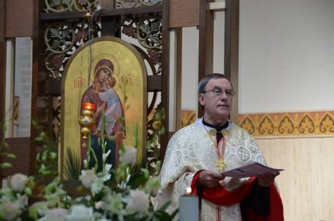 Fr. Peter Struk celebrates 30 years of priestly ordination