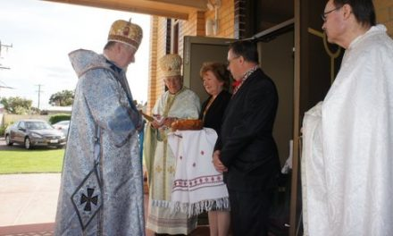 Ardeer Parish celebrates its Parish Praznyk