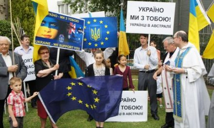 Australia prays for peace and justice in Ukraine