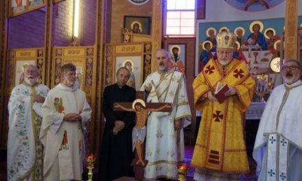 PERTH ICONOGRAPHER ORDAINED TO THE DIACONATE