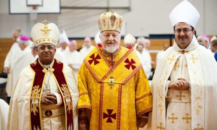 More than 80 Catholic Bishops of Oceania spend time together in New Zealand