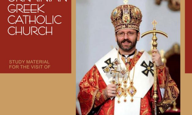 Patriarch Sviatoslavs Visit to Canberra– 24th-25th of September 2014