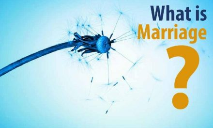 What is Marriage? e-brochure