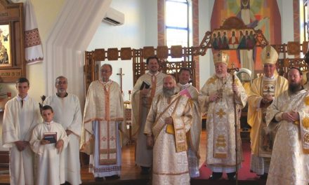 Deacon William Lawrence Ordained (PHOTOS)