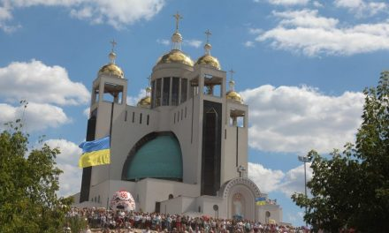 Ukraine has changed forever and her Church has grown noticeably