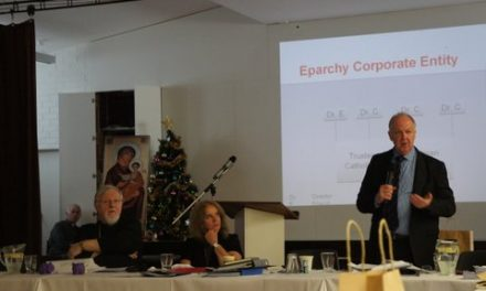 Eparchial Conference on Church Governance