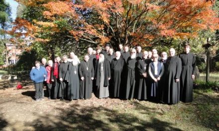 Eparchy Meets For Annual Retreat