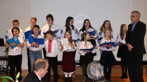Praznyk 2016 youth church choir