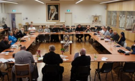 Clergy Conference in Melbourne