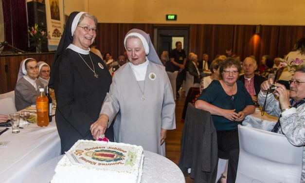500 Attend 50th Anniversary of Basilian Sisters in Australia