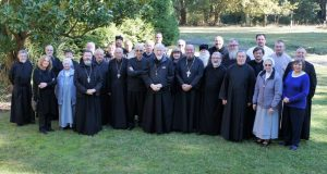 The priests and deacons of our Eparchy gathered in a Soborchyk