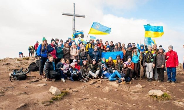 Zeleni Sviata – Building Ukraine Together
