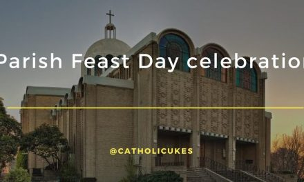 Join us for a Parish Feast Day celebration
