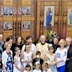 First Solemn Holy Communion in Perth