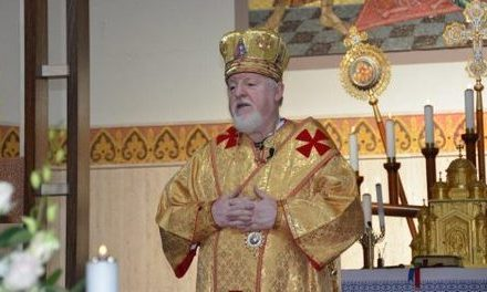 Bishop Peter Christmas Pastoral Letter