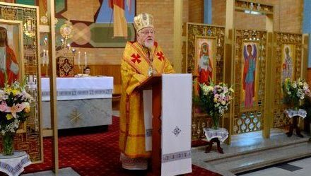 Bishop Peter's Easter Message