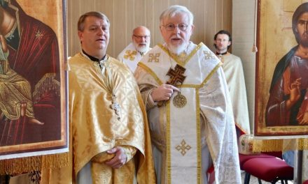 Fr.Taras Gorpynyak elevated to Archpriest