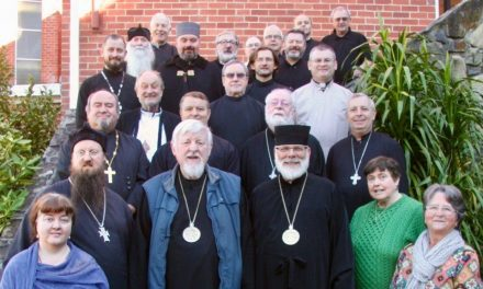 Eparchy Gathers For Annual Soborchyk