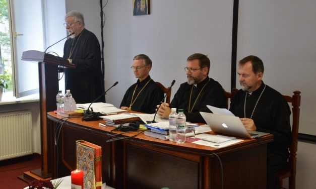 Bishop Peter's address to Heads of Catechetical Commissions