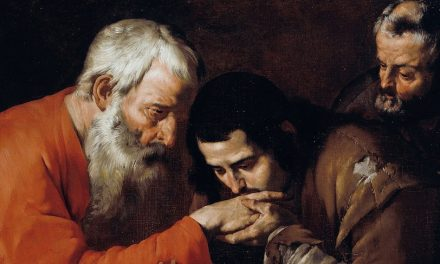 Bishop Peter: Prodigal son