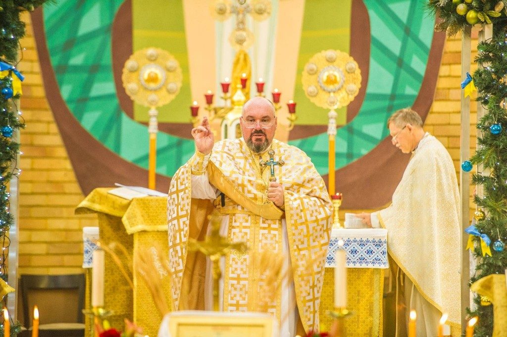 Rt. Rev Fr. Simon Ckuj celebrates 25 years of priestly ordination