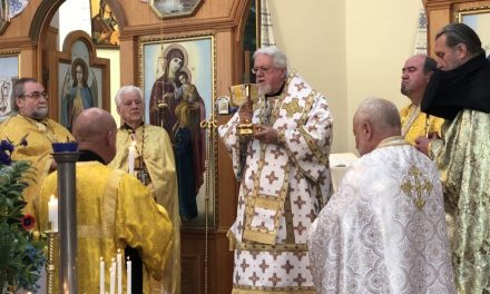 XIX's Sobor of the Ukrainian Orthodox Eparchy of Australia and New Zealand Convened in Canberra, Australia