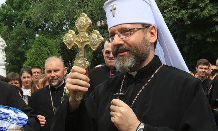 His Beatitude Sviatoslav shares his advice on how to revive the Liturgy