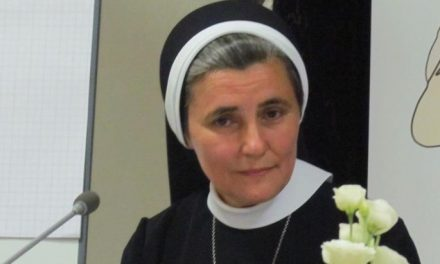 Newly Elected General Superior of the Sisters of the Order of Saint Basil the Great