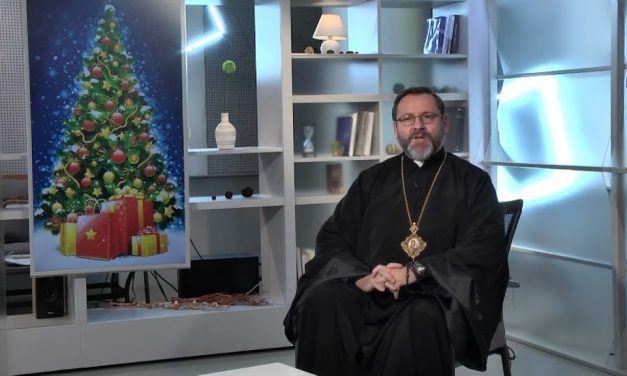 VIDEO: Christmas greetings of His Beatitude Sviatoslav