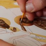 Lviv – Icon Painting School offers online studying program