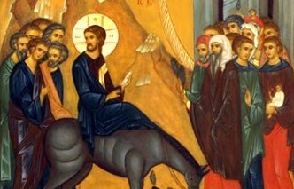 Some instructions how to celebrate Lazarus Saturday and Palm Sunday