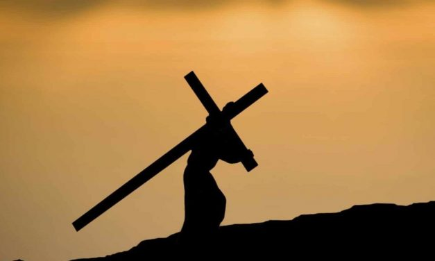 The way of the Cross – Mark 8: 34-9.1